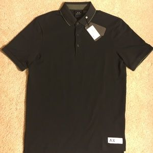 Armani Exchange Polo T Shirt